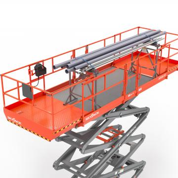 RT Material Handling Stand